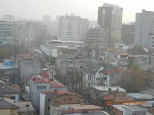Apartament Piata Alba Iulia, Апартаменты  Бухарест - big - 21