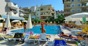 Аланья - Hedef Kleopatra Golden Sun Hotel - All Inclusive