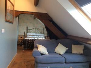 La Poire Grange, Отели типа «постель и завтрак»  Вильдье-ле-Поель - big - 18