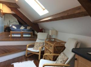 La Poire Grange, Отели типа «постель и завтрак»  Вильдье-ле-Поель - big - 1