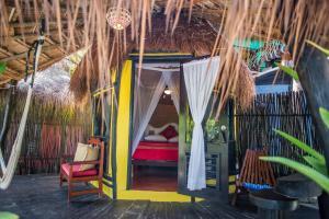 Cabañas La Luna, Hotely  Tulum - big - 38