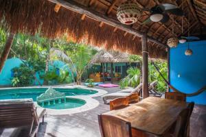 Cabañas La Luna, Hotely  Tulum - big - 27