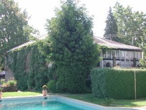 Casa da Quinta De S. Martinho, Pensionen  Vila Real - big - 47