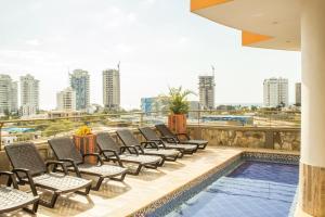 Apartamento Terrazas Tayrona, Appartamenti  Santa Marta - big - 33