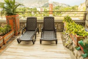Apartamento Terrazas Tayrona, Appartamenti  Santa Marta - big - 35