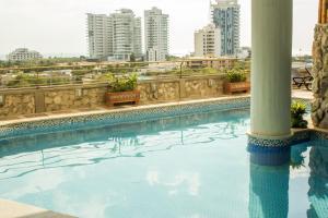 Apartamento Terrazas Tayrona, Appartamenti  Santa Marta - big - 29