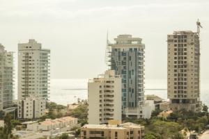 Apartamento Terrazas Tayrona, Appartamenti  Santa Marta - big - 28