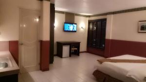 DM Residente Hotel Inns & Villas, Hotels  Angeles - big - 32