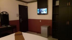 DM Residente Hotel Inns & Villas, Hotels  Angeles - big - 20