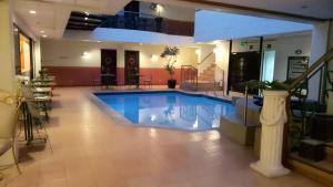 DM Residente Hotel Inns & Villas, Hotels  Angeles - big - 119