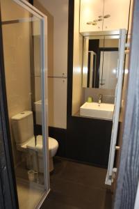 Les Sablettes, Appartamenti  Mentone - big - 12