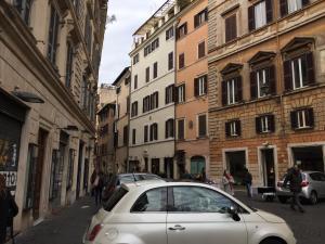 DomuSteps Campo de' Fiori, Апартаменты  Рим - big - 51