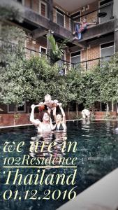 102 Residence, Hotely  San Kamphaeng - big - 76