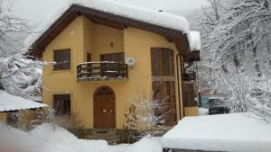 Cottage on Krasnoy polane radom s podyemnikomi