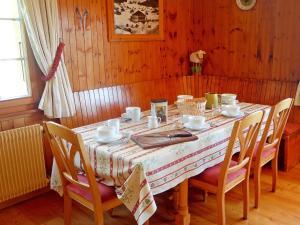 Chalet Merou, Prázdninové domy  Verbier - big - 10