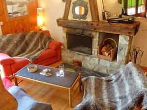 Chalet Merou, Prázdninové domy  Verbier - big - 23