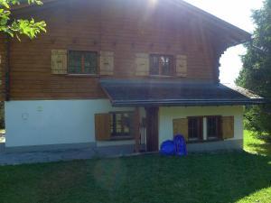 Chalet Merou, Prázdninové domy  Verbier - big - 14
