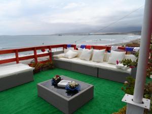 Departamentos Mar y Sol, Апарт-отели  Los Vilos - big - 2