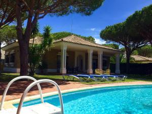 Chalet Villa España, Prázdninové domy  Roche - big - 8