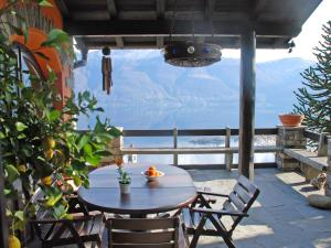Holiday Home Aurinko, Nyaralók  Ronco sopra Ascona - big - 31
