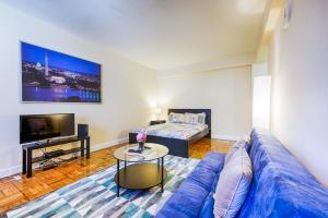 Washington Blue Apartment