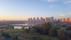 Apartment on Yuzhnoye shosse 53