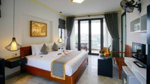 Hoi An Maison Vui Villa, Отели  Хойан - big - 2