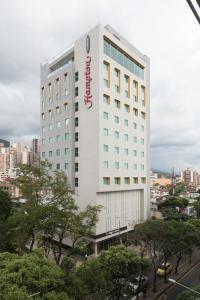 希尔顿布卡拉曼加汉普顿酒店 (Hampton By Hilton Bucaramanga)