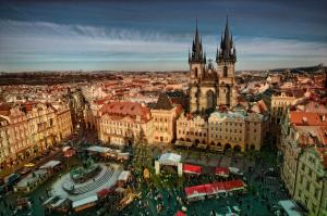 Heart of Prague