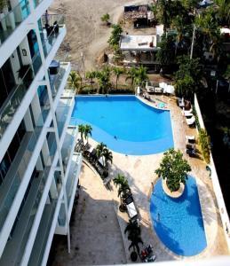 Seaway 935, Ferienwohnungen  Cartagena de Indias - big - 42