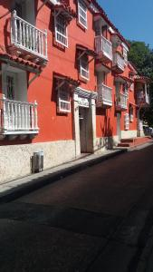 Room in old city, Homestays  Cartagena de Indias - big - 16