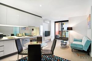 Ironfish Upper West Side Apartments - Melbourne CBD, Victoria, Australia