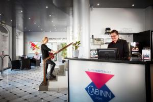 Cabinn Esbjerg, Hotels  Esbjerg - big - 30