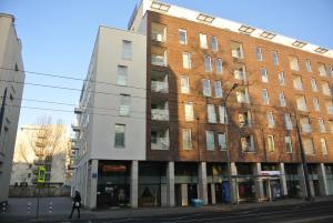 WAW City Apartments Stawki, Appartamenti  Varsavia - big - 42