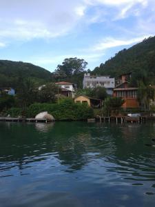 Hospedaria Bela Vista, Priváty  Florianópolis - big - 33