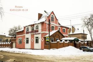 Гостевой дом На Рыбацкой, Рязань