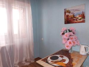 (Apartment on Promyshlennaya 33)