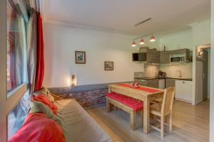 Appartement Les Arcs - Apartment - Arc 1800