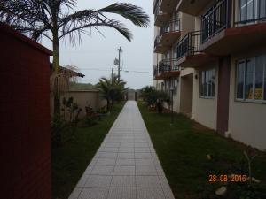 APARTAMENTO 3 ANDAR, FRENTE PARA O MAR, Appartamenti  Ponta do Rei - big - 2
