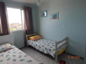 APARTAMENTO 3 ANDAR, FRENTE PARA O MAR, Appartamenti  Ponta do Rei - big - 4