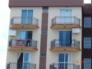 APARTAMENTO 3 ANDAR, FRENTE PARA O MAR, Appartamenti  Ponta do Rei - big - 11