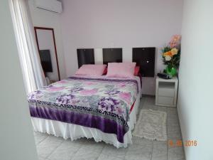 APARTAMENTO 3 ANDAR, FRENTE PARA O MAR, Appartamenti  Ponta do Rei - big - 13