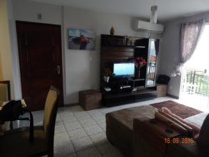 APARTAMENTO 3 ANDAR, FRENTE PARA O MAR, Appartamenti  Ponta do Rei - big - 14