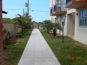 APARTAMENTO 3 ANDAR, FRENTE PARA O MAR, Appartamenti  Ponta do Rei - big - 21