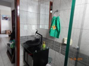 APARTAMENTO 3 ANDAR, FRENTE PARA O MAR, Appartamenti  Ponta do Rei - big - 27
