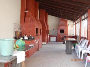 APARTAMENTO 3 ANDAR, FRENTE PARA O MAR, Ferienwohnungen  Ponta do Rei - big - 31