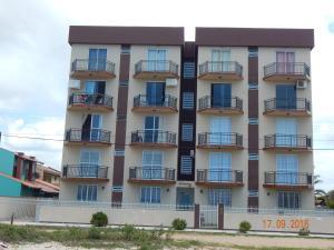 APARTAMENTO 3 ANDAR, FRENTE PARA O MAR, Appartamenti  Ponta do Rei - big - 35