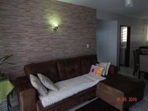APARTAMENTO 3 ANDAR, FRENTE PARA O MAR, Appartamenti  Ponta do Rei - big - 38