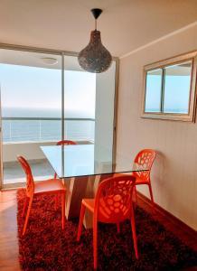 Exclusivo Departamento Con Vista Al Mar, Ferienwohnungen  Lima - big - 9