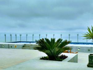 Exclusivo Departamento Con Vista Al Mar, Ferienwohnungen  Lima - big - 6